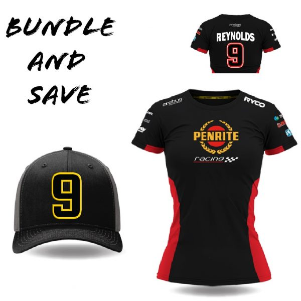 LadiesReynold T and cap bundle